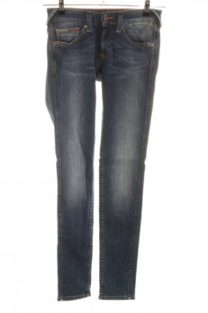 Hilfiger Denim Low Rise jeans lichtgrijs casual uitstraling