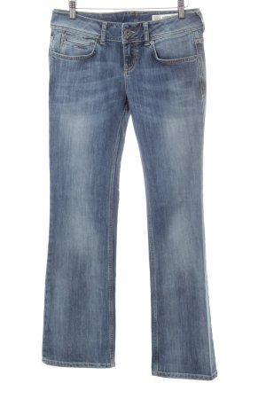 Hilfiger Denim Hüftjeans meliert Jeans-Optik