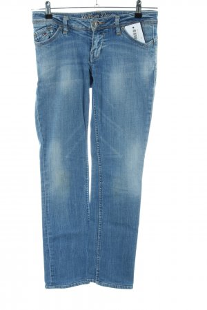 Hilfiger Denim Jeans blau Casual-Look