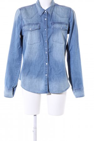 Hilfiger Denim Denim Shirt blue casual look