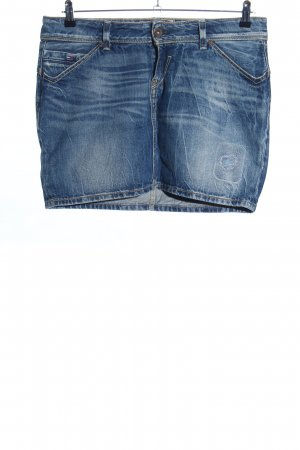 Hilfiger Denim Jeansrock blau Street-Fashion-Look