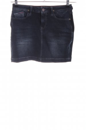 Hilfiger Denim Denim Skirt blue casual look