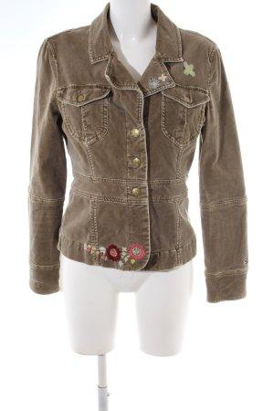 Hilfiger Denim Jerseyblazer bronzefarben Casual-Look