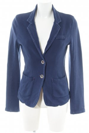 Hilfiger Denim Jerseyblazer blau Business-Look