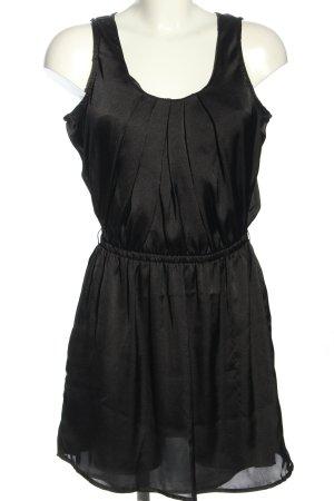 Hilfiger Denim Kurzarmkleid schwarz Elegant