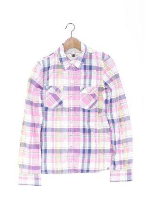Hilfiger Denim Blusa de manga larga rosa claro-rosa-rosa-rosa neón Algodón