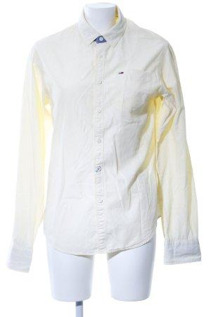 Hilfiger Denim Langarmhemd blassgelb Business-Look