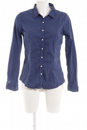 Hilfiger Denim Langarmhemd blau Elegant