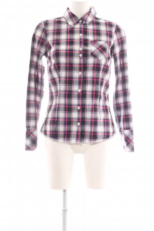 Hilfiger Denim Camisa de manga larga estampado a cuadros look casual