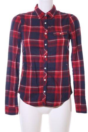Hilfiger Denim Camisa de manga larga estampado a cuadros estilo «business»