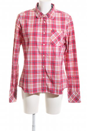 Hilfiger Denim Lang shirt volledige print casual uitstraling