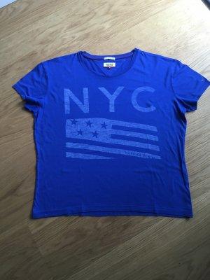 Hilfiger Denim NYC T-Shirt - blau - Größe  M