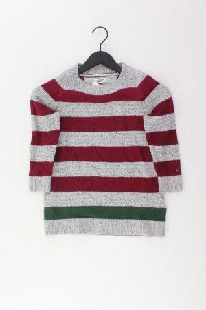 Hilfiger Denim Pullover mehrfarbig Größe XS