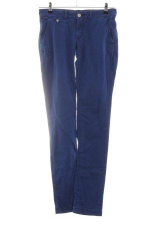 Hilfiger Denim Röhrenhose blau Casual-Look