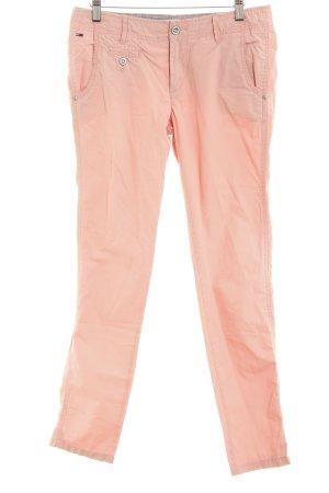 Hilfiger Denim Röhrenhose rosa Casual-Look