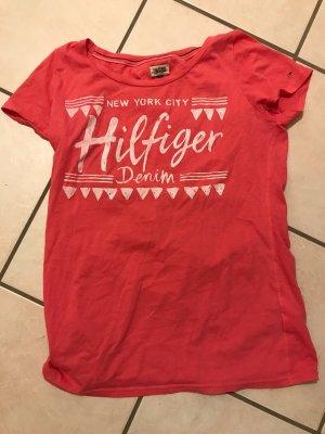 Hilfiger Denim  Shirt pink XL