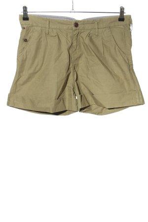 Hilfiger Denim Shorts khaki Casual-Look