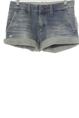 """Hilfiger Denim Shorts """"Fonda"""" stahlblau"""