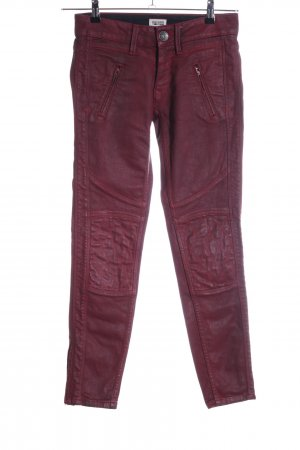 Hilfiger Denim Skinny Jeans rot Casual-Look