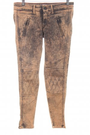 Hilfiger Denim Skinny Jeans braun extravaganter Stil