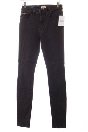 Hilfiger Denim Skinny Jeans dunkelgrau Casual-Look
