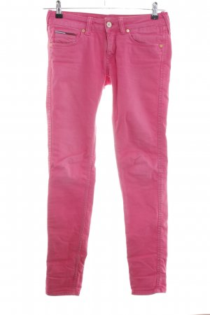 Hilfiger Denim Slim Jeans pink Casual-Look