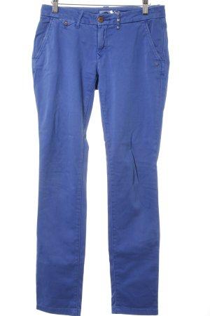 Hilfiger Denim Slim Jeans blau-silberfarben Casual-Look