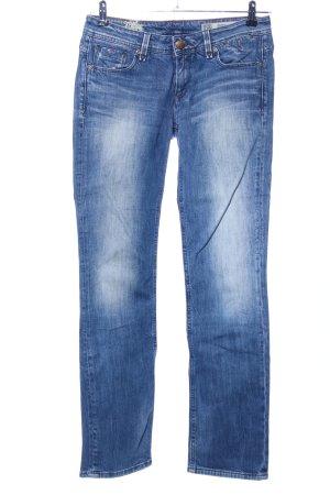 Hilfiger Denim Jeans slim bleu style décontracté