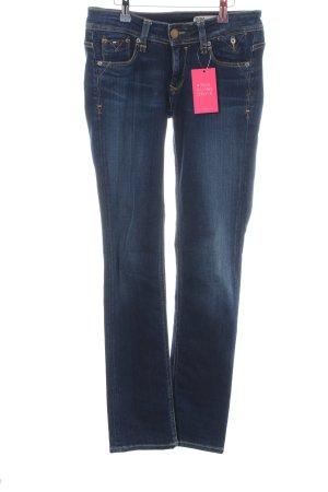 Hilfiger Denim Jeans slim bleu style d'affaires