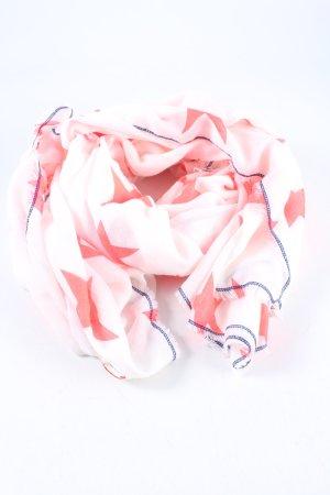 Hilfiger Denim Chal veraniego rosa-azul look casual