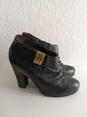 Hilfiger Denim Slip-on laarzen zwart