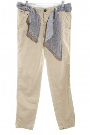 Hilfiger Denim Straight-Leg Jeans beige Casual-Look