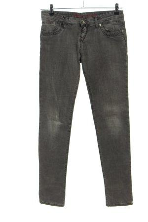 Hilfiger Denim Slim Jeans hellgrau Casual-Look