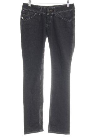 Hilfiger Denim Straight-Leg Jeans mehrfarbig Casual-Look