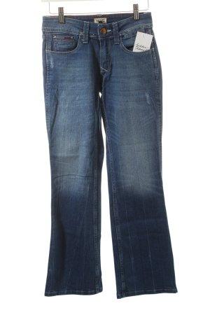"Hilfiger Denim Straight-Leg Jeans ""Rhonda"" blau"