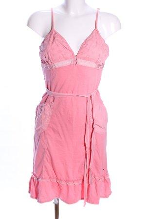 Hilfiger Denim Strandkleid pink Casual-Look