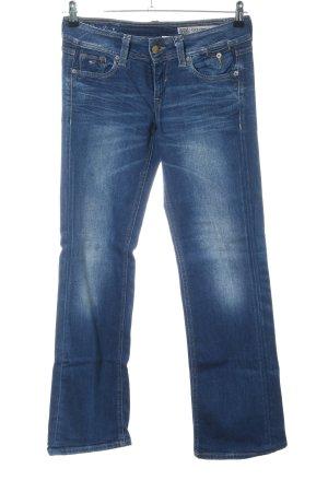 Hilfiger Denim Stretch Jeans blau Casual-Look