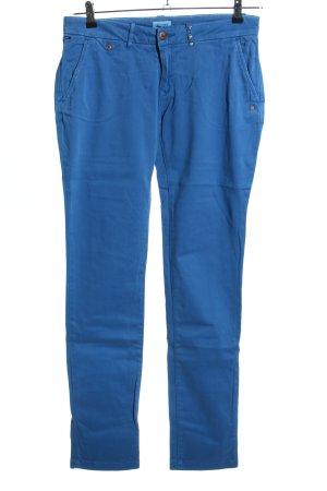 Hilfiger Denim Stretchhose blau Casual-Look
