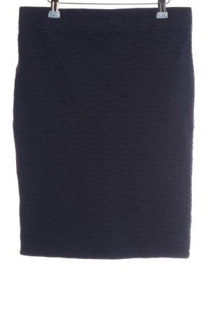 Hilfiger Denim Stretch rok blauw zakelijke stijl