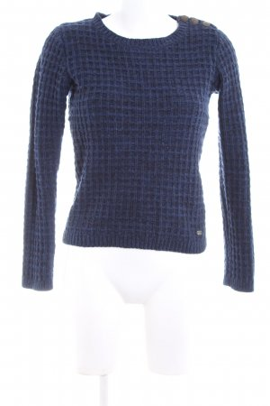 Hilfiger Denim Strickpullover blau Casual-Look