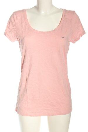 Hilfiger Denim T-Shirt nude Casual-Look