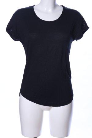 Hilfiger Denim T-Shirt schwarz Casual-Look