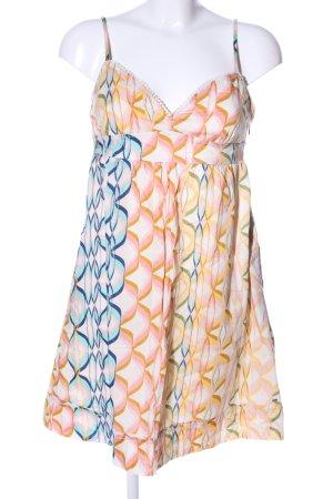 Hilfiger Denim Pinafore dress abstract pattern casual look