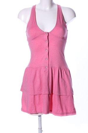 Hilfiger Denim Flounce Dress pink casual look