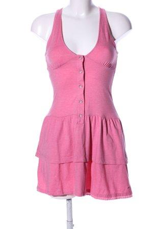Hilfiger Denim Volantkleid pink Casual-Look