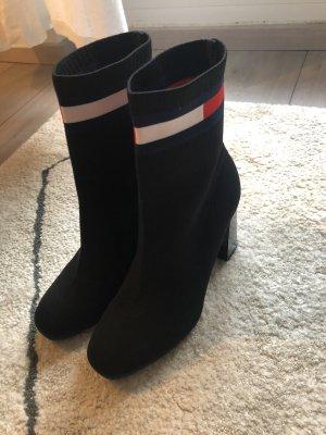 Hilfiger Flag Sock Boots