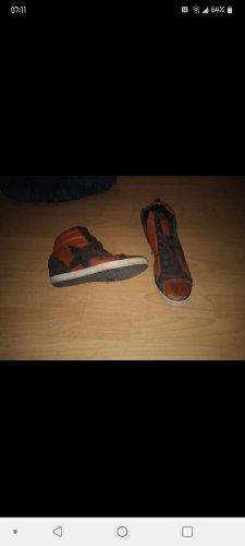 Hilfiger Heel Sneakers brown