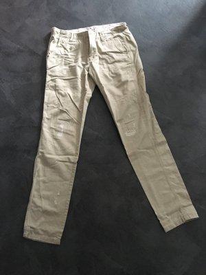 Hilfiger Denim Hoge taille jeans beige