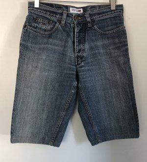 Hilfiger Denim Shorts dark blue-blue