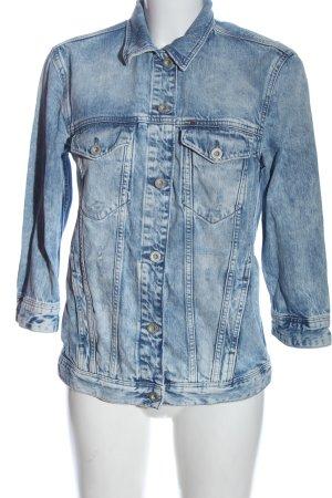 Hilfiger Jeansjacke blau Casual-Look